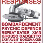 27 Mars 2020: Andy Crap, 1-2-3-4 & BRK présentent concerts et soirée tardive à Ground Zero - Lyon